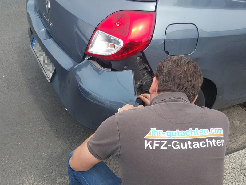 Kfz Gutachten Renault