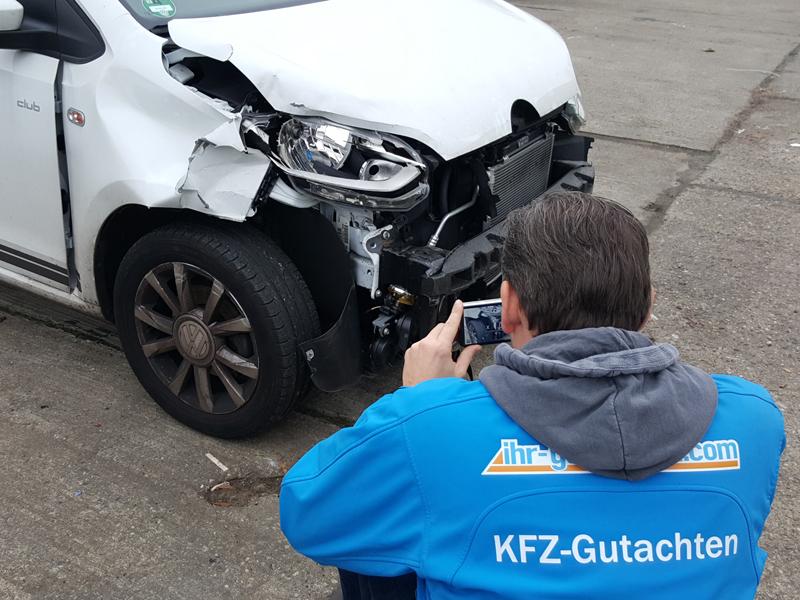 Kfz Gutachten VW