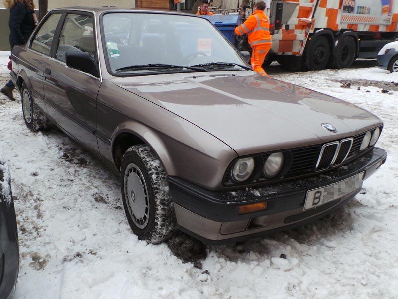 BMW Gutachten