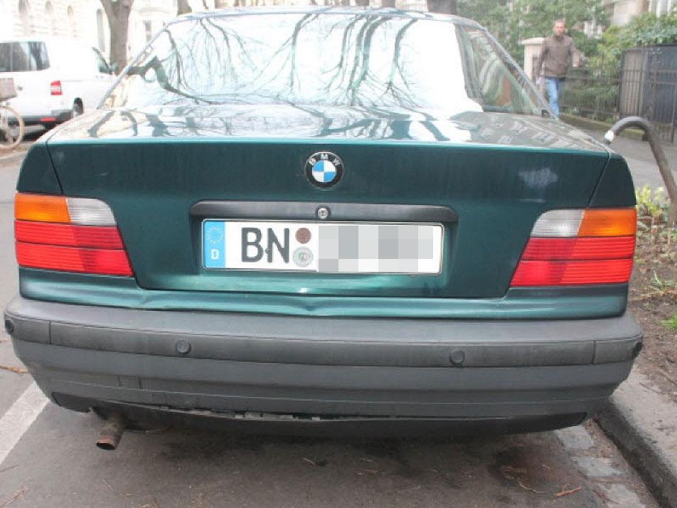 KFZ Gutachter Bonn BMW