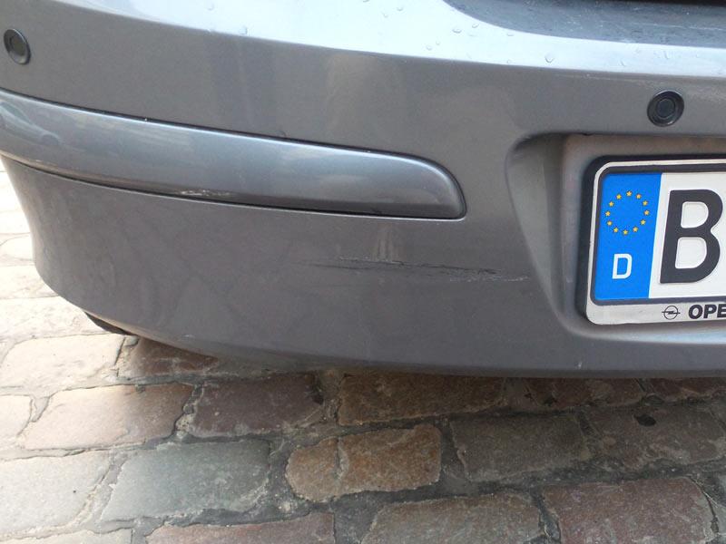 KFZ Gutachten Opel