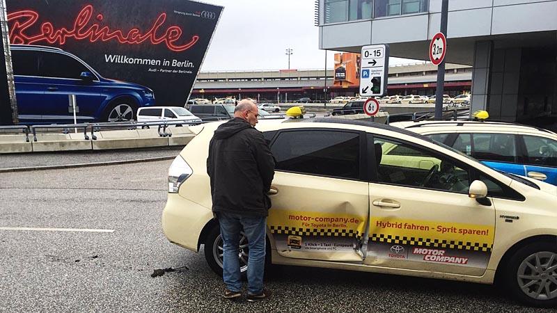 Kfz-Gutachter für das Taxi-Gewerbe