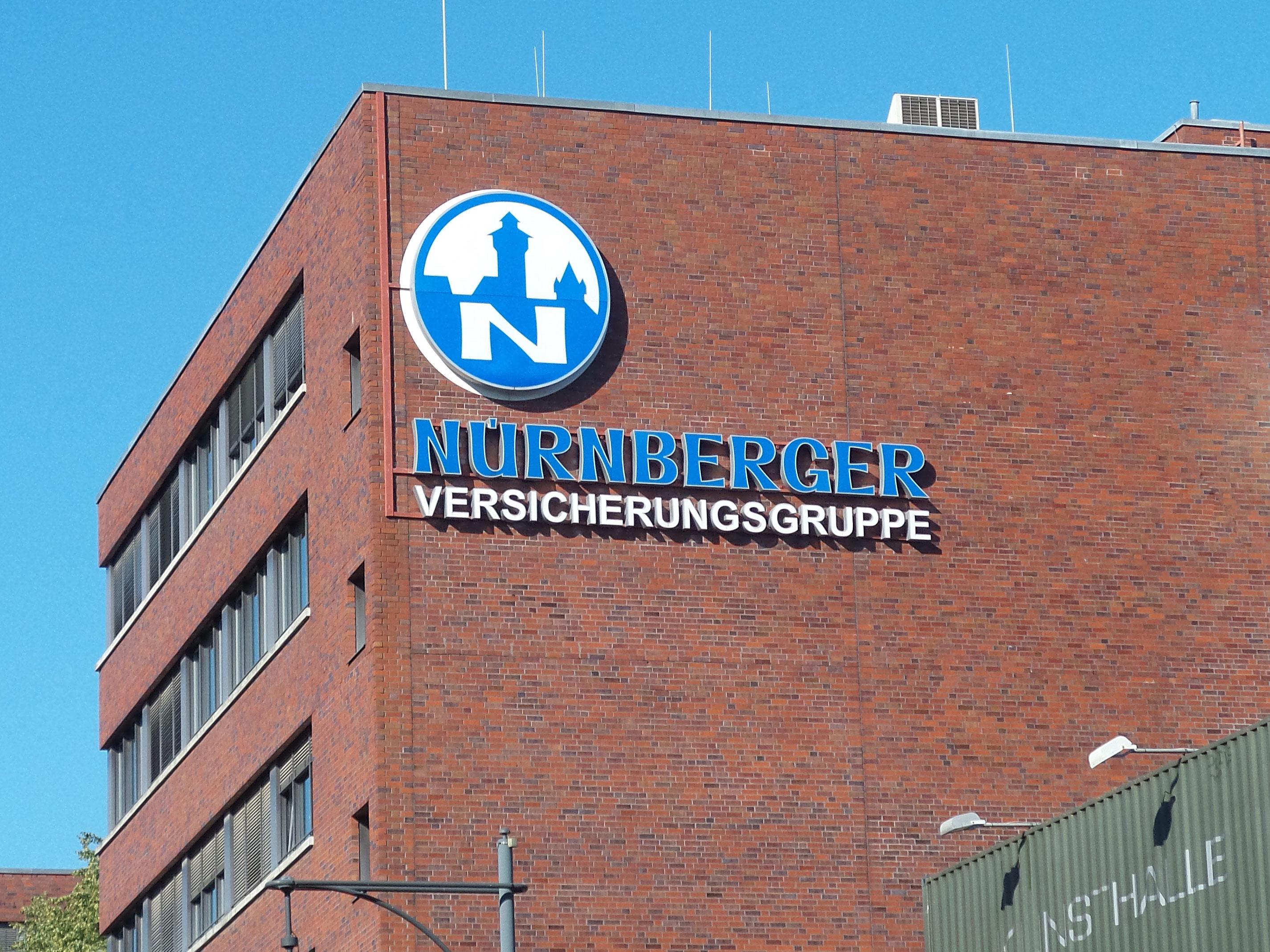 Kfz-Schadensmeldung Nürnberger Versicherung