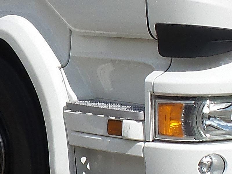 LKW Gutachten Scania Schaden