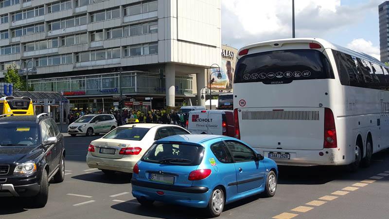 Taxi Gutachter Berlin