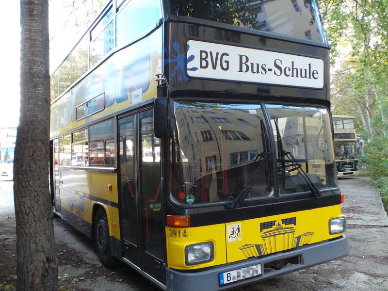 Gutachten bvg Schul-Bus